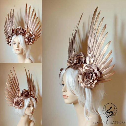 Rose-gold-goddess-headdress